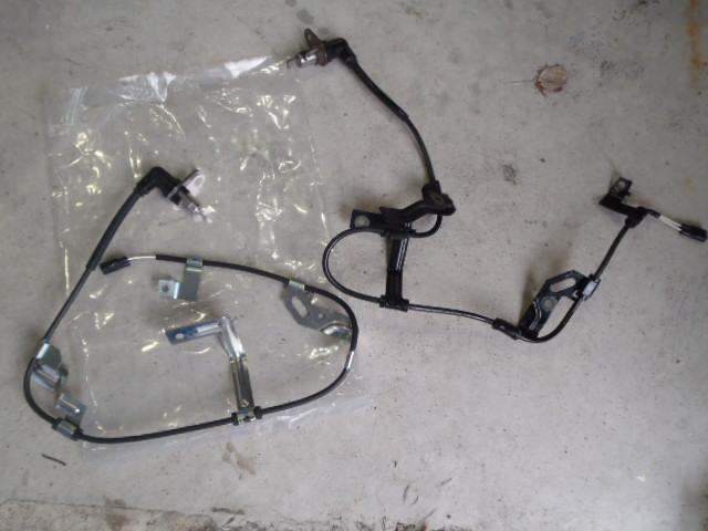エブリィワゴン DA52W ABSランプ点灯修理