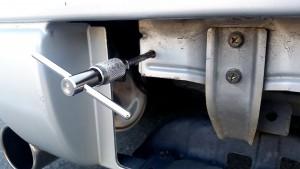 フォレスター ターボ 5MT 多摩へ納車旅